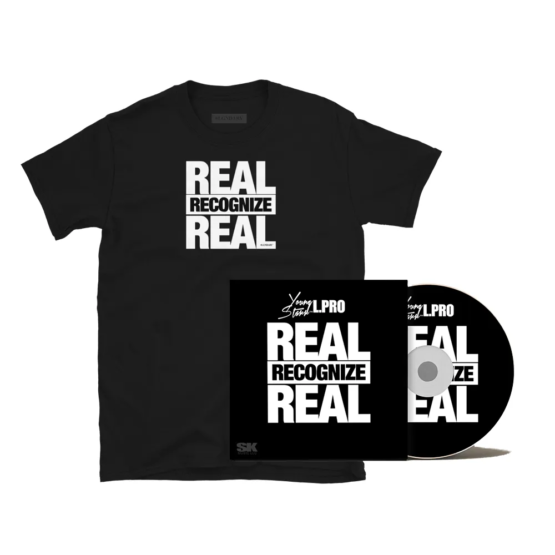 Young Starr Lo - Real Recognize Real Tee Bundle realrecognizereal