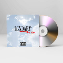 Young Starr Lo The LGNDARY EP Single #LGNDARY Legendary Music Merch