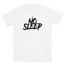 NO SLEEP Series Young Starr Lo @YoungStarrTM Official Merch