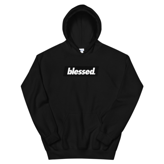 BLESSED Hoodie | The Legendary LGNDARY #LGNDARY Young Starr Lo Merch Apparel Online Shop